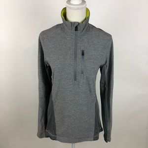 Lululemon Athletica 1/2 Zip Pullover Workout Top